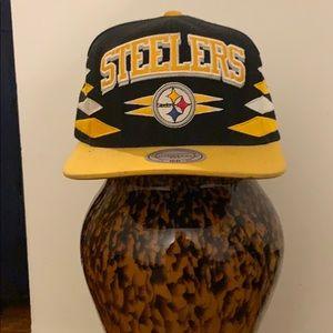 Mitchell & Ness Pittsburgh Steelers SnapBack